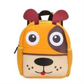 Cute Kid Peuter Schoo Tassen Kleuters Schooltas 3D Cartoon Animal Bag (Hond)