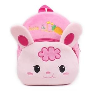 Kids Cartoon Rugzak Kinderen Cute School Bag Baby Girls Schoolbag (Konijn)