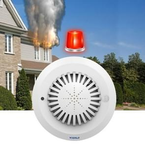 SD03 Voice Prompts Fire Detector Smoke Sensor Remind linkage Home Alarm System
