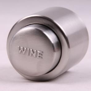 Push roestvrijstaal rode wijn stop Champagne Stopper  stijl: rode wijn Stopper