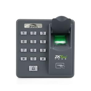 ZKTeco X6 Fingerprint Time Attendance All-in-one Password Swipe Access Control Time Attendance Machine Intelligent Office Access Control System