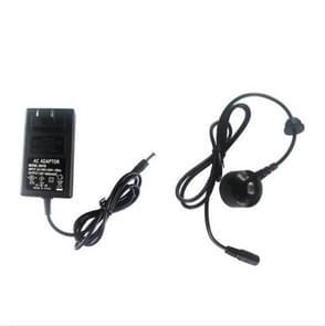 2 stuks mini Lightless verstuiving hoofd Rockery water accessoires mistige bevochtiger accessoires DIY luchtbevochtiger (geen lamp + voeding 100-240V CN plug)