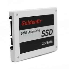 Goldenfir SSD 2.5 inch SATA Hard Drive Disk Disc Solid State Disk, Capacity: 120GB