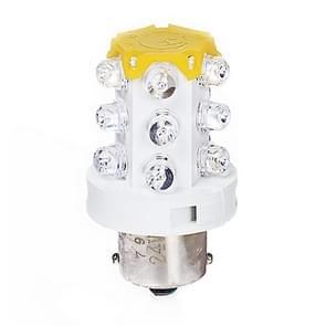 B15 15 LED's Kleine Lamp LED Waarschuwingslampje  Willekeurige kleur levering  Voltage:24V