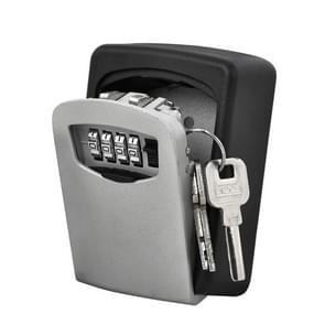 Muur gemonteerde Key Lock Box Household Pssword Safe Box