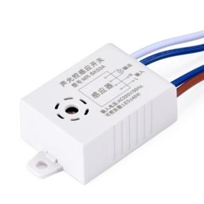 MR-SK50A LED-geluids- en lichtregelingsschakelaar energiebesparende sensor