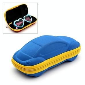 AutoVorm EVA bril zaak kinderen draagbare drop resistente bril zaak  willekeurige kleuren levering