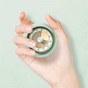 Keuken Magneet Mechanische Timer Wekker Countdown (Groen)