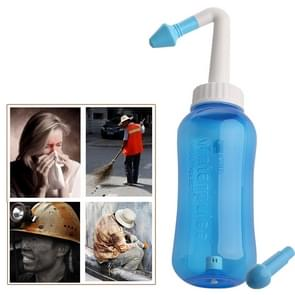 Nose Wash System Sinus Allergies Relief Nasal Pressure Rinse Neti pot