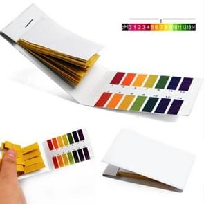 80 strips PH test papier indicator litmus papier water vervuiling Kit
