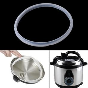 Silicone Rubber Gasket Sealing Ring for 5-6L Electric Pressure Cooker