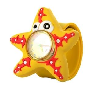 10PCS 3D Cartoon Watch for Children(starfish)
