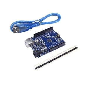 UNO R3 CH340G verbeterde versie Development Board met 150cm USB-kabel