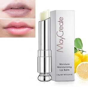 Natural Aloe Honey Moisturizing Lip Balm Colorless Refine Repair Lip Wrinkles for Woman Winter Lip Care Baby Lips Chapstick(Lemon type 105#)