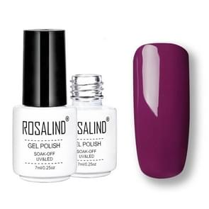 ROSALIND Gel Polish Set UV Semi Permanent Primer Top Coat Poly Gel Varnish Nail Art Manicure Gel, Capacity: 7ml 2556