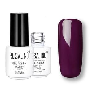 ROSALIND Gel Polish Set UV Semi Permanent Primer Top Coat Poly Gel Varnish Nail Art Manicure Gel, Capacity: 7ml 2558