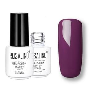 ROSALIND Gel Polish Set UV Semi Permanent Primer Top Coat Poly Gel Varnish Nail Art Manicure Gel, Capacity: 7ml 2559