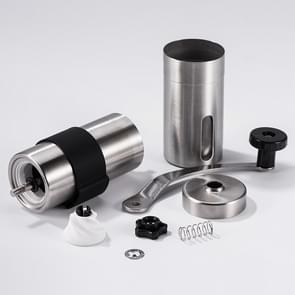 2 PCS Mini Manual Stainless Steel Coffee Grinder