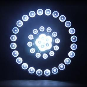 41 LEDs Portable Outdoor Camping Emergency Tent Lamp with Three-speed Brightness Adjustment