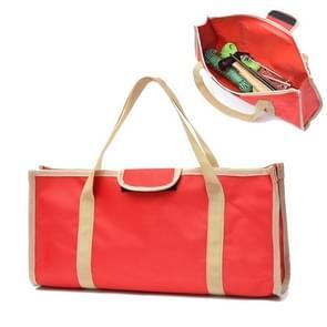 Outdoor Camping Ground Nail Storage Bag Eenvoudige vouwen Tool Bag