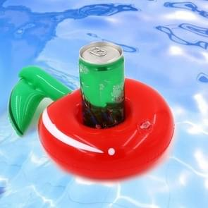 10 PCS Cherry Opblaasbare Coaster Water Floating Drink Cup Holder