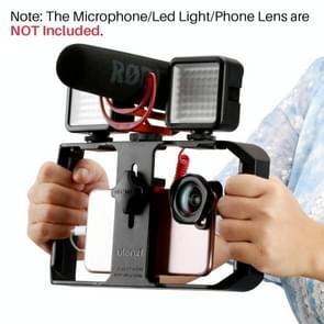 Ulanzi U-Rig Pro Mobiele Telefoon Handheld Camera Ondersteuning Live Broadcast Rabbit Cage