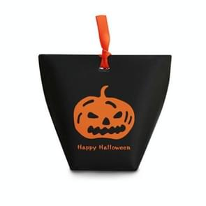30 PCS Halloween Folding Gift Verpakking Karton Candy Color Box (Zwart)