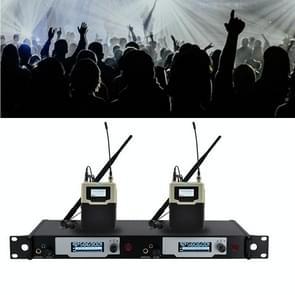 Professionele ear-back stage optreden singer repetitie in-ear wireless monitoring systeem  kleur: BS-9400