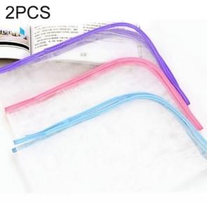 3 PCS 40x60cm Protective Press Mesh Ironing Cloth Guard Protect Delicate Garment Clothes