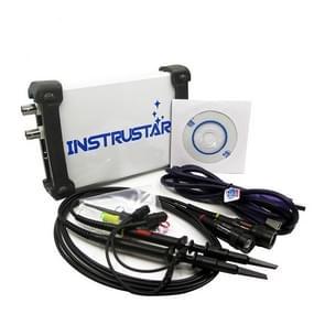 ISDS205A Multifunctionele 20M Bandbreedte 48MGS/s USB Virtual Digital Oscilloscope PC Spectrum Analyzer en Data Recorder