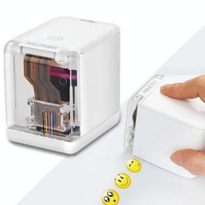 Mbrush Handheld Printer Custom Content Portable Full Color Inkjet Printer met inktcartridges