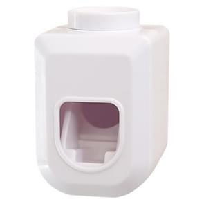 Portable Automatic Toothpaste Storage Squeezer(White)