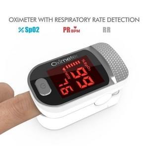 112R Finger Clip Pulse Oximeter met respiratorische functie
