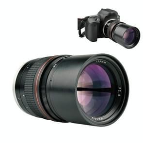 Lightdow 135mm F2.8 Full-Frame Telelens Fixed-Focus Landscape Lens