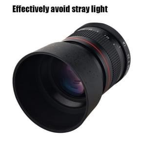 Lightdow 85mm F1.8 Large Aperture Fixed Focus Portrait Macro Manual Focus Camera Lens voor Nikon