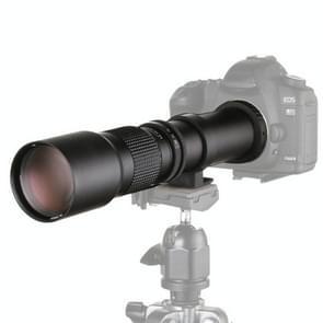 Lightdow 500mm F8-F32 Handleiding Telephoto T-Mount SLR Fotografie Fixed Focus Lens