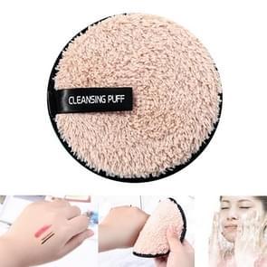 3 stuks microfiber doek pads Remover gezicht reinigende handdoek herbruikbare reiniging make-up