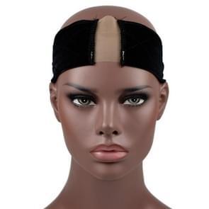 5 PCS Lace Wig hoofdband (Zwart)