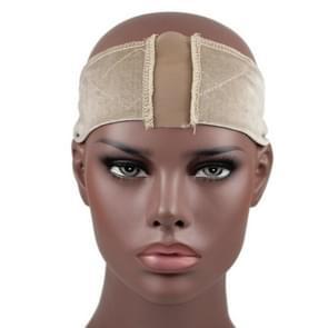 5 PCS kant pruik hoofdband (Beige)