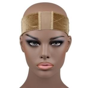 5 PCS Lace Wig hoofdband (Lichte koffie)