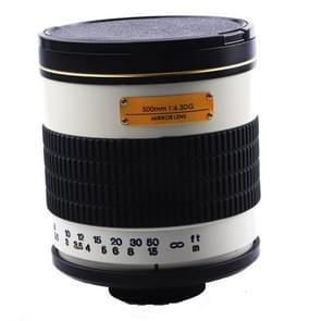 Lightdow 500mm F6.3 Vogelfoto's en fotografie landschap Ultra-Telephoto Reentrant Handmatige Lens