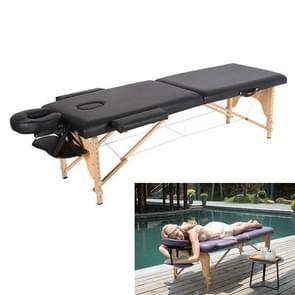 X-013 Folding Portable Thai Body Spa Massage Table Tattoo Bed Wood Massage Chair
