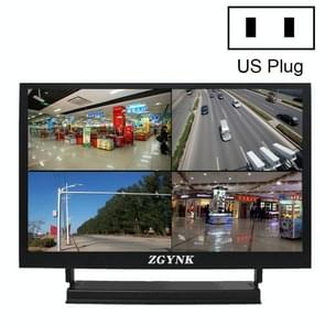 ZGYNK HB1303Q Embedded Industrial Capacitieve Touch Display  AMERIKAANSE stekker  grootte: 15 6 inch  Style:Condensator
