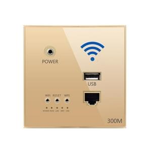 86 Type Through Wall AP Panel 300M Hotel Wall Relay Intelligent Wireless Socket Router with USB(Yellow) 86 Type Through Wall AP Panel 300M Hotel Wall Relay Intelligent Wireless Socket Router With USB(Yellow) 86 Type Through Wall AP Panel 300m Hotel Wall R