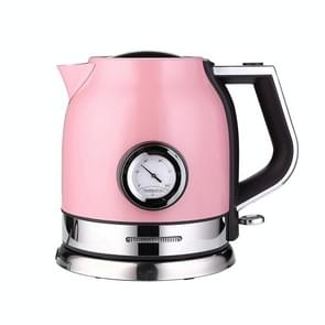 304 Roestvrij stalen warmwaterketel elektrische ketel met thermometer anti-broeiende koffiepot isolatie pot  EU Plug
