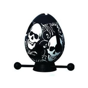 Kinderen Educatieve Speelgoed Puzzel Doolhof Bal denken Speelgoed Doolhof Ei (Zwart)