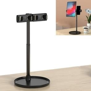 Lazy Desktop Mobile Phone Tablet Universal Non-Slip Telescopische Multi-Camera Live Stand  Style: Z2 Dual-positie