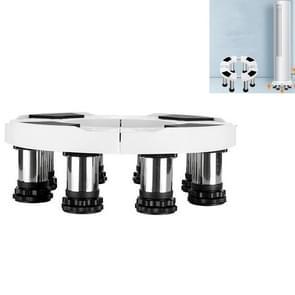Ronde AirConditioner Basis Roestvrijstalen rekbare steunbeugel  specificatie: 8-poten Highten 10cm