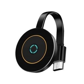 K6 2 4 GHz 4K MiraScreen Wireless WiFi Display Dongle Receiver HDTV Stick voor Chromecast