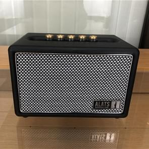 Hoge kwaliteit luidspreker model decoratie rekwisieten luidspreker real machine shell gemaakt luidspreker model  kleur: zwart (klein)